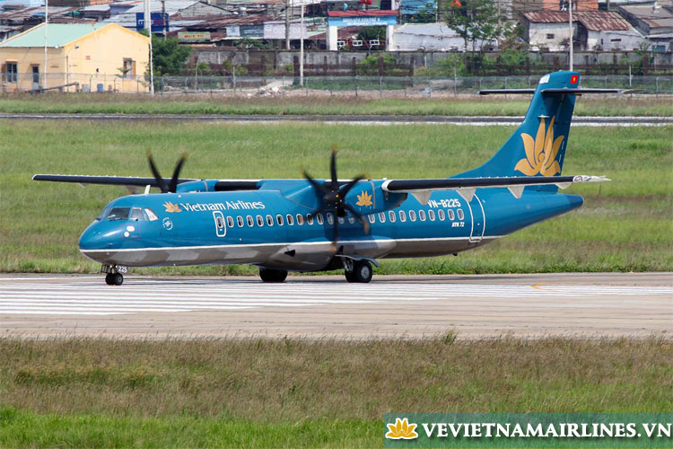 may bay atr72 vietnam airlines