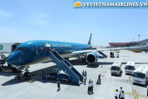 nhung dong may bay cua vietnam airlines