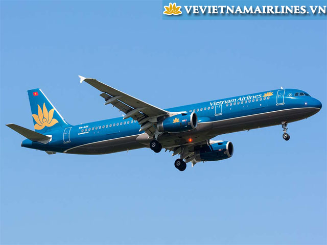 may bay a321 vietnam airlines